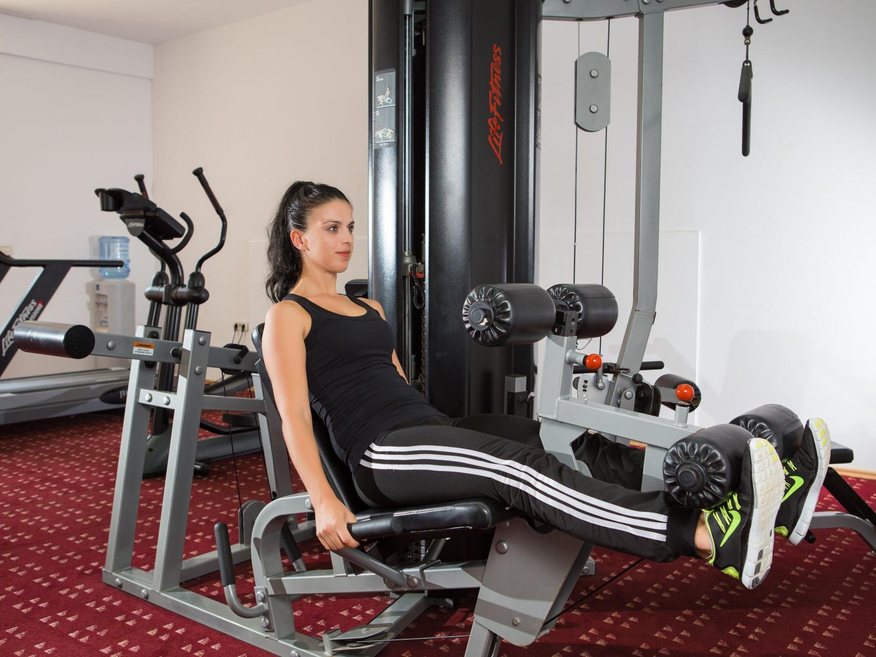 fitness 03 14825889865 o uai - Zora Hotel