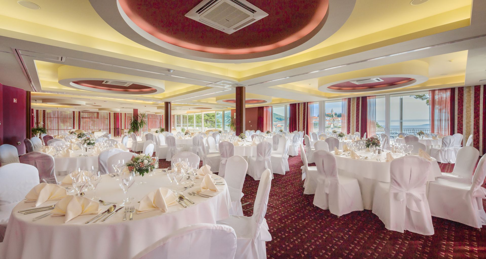 wedding congress center 03 14639622690 o - Zora Hotel